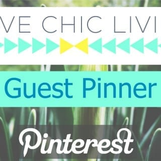 Love Chic Living Guest Pinner