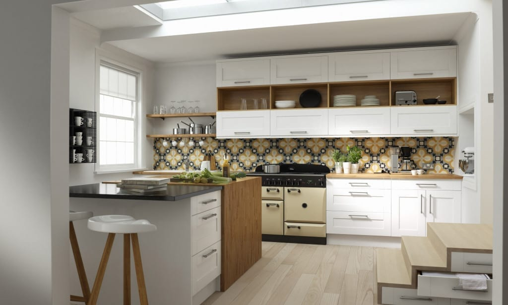 Modern Country By Linda Barker At Wren Kitchens Love