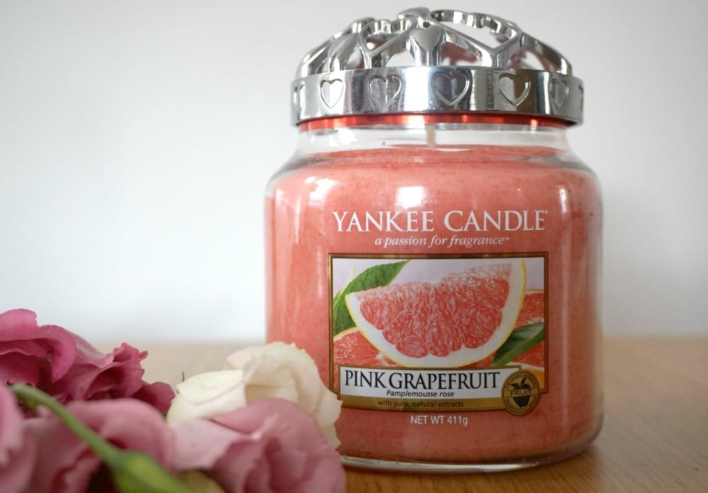 Valentines Yankee Candle