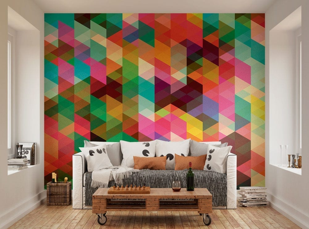 Trends Contemporary Geometrics Love Chic Living