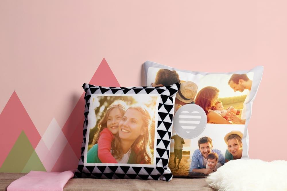 Photobox cushions