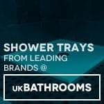 Shower Trays From UK Bathrooms