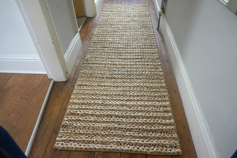 Review jute flatweave runner from all floors express for All floors