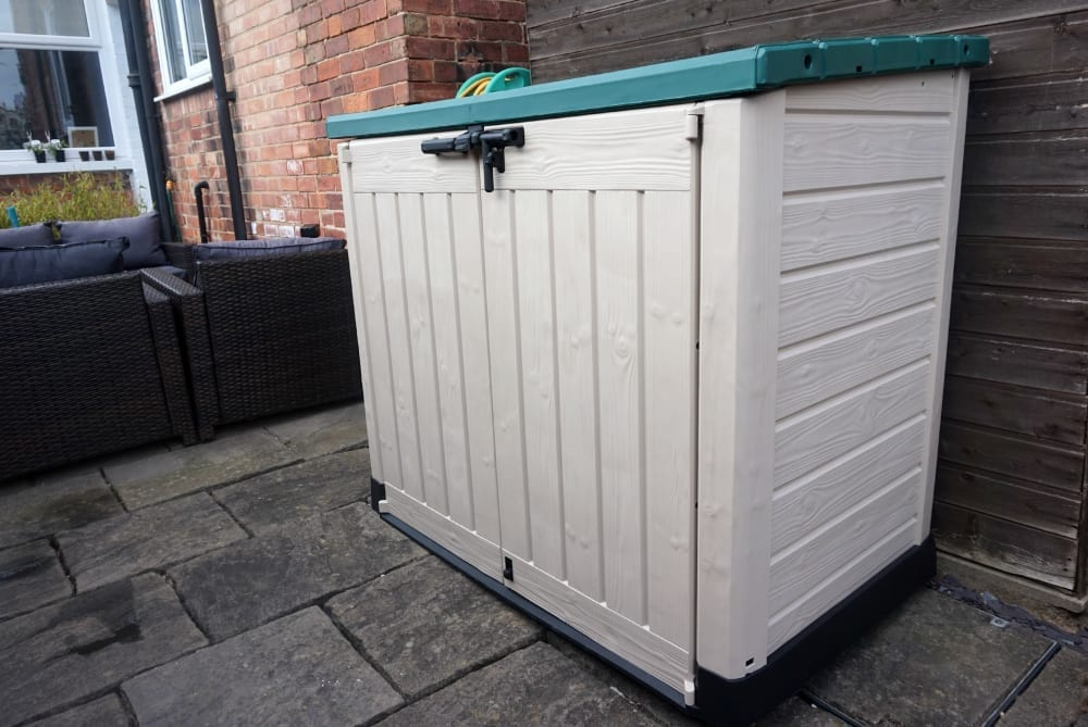 Improving Garden Storage With Keter