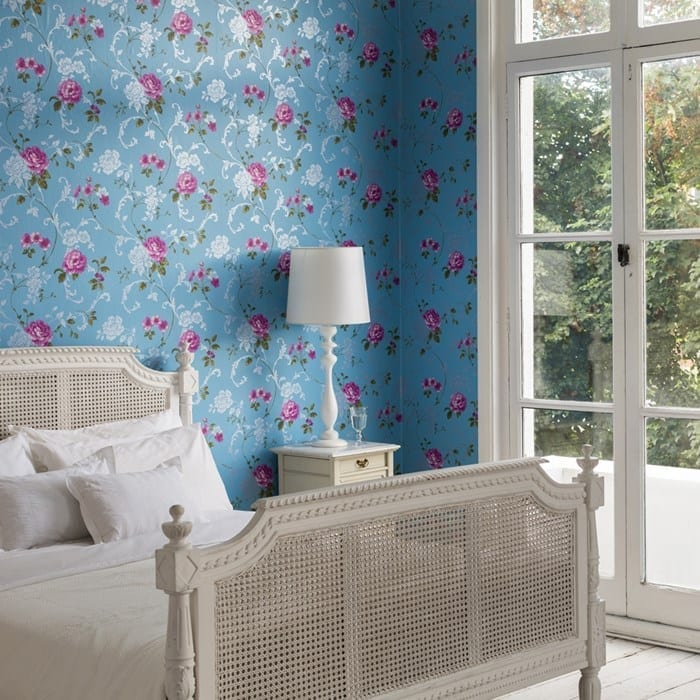 northern rose bedroom