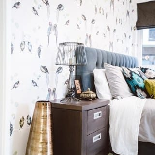 ornithology wallpaper from Louise Body