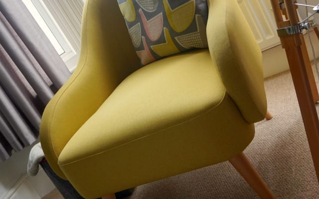 Accent Chair: The Habitat MOMO Chair Review