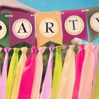 summer garden party fun