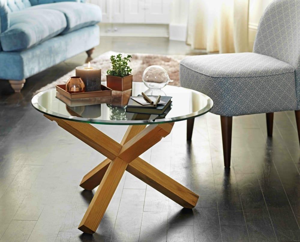 Modern santuary coffee table