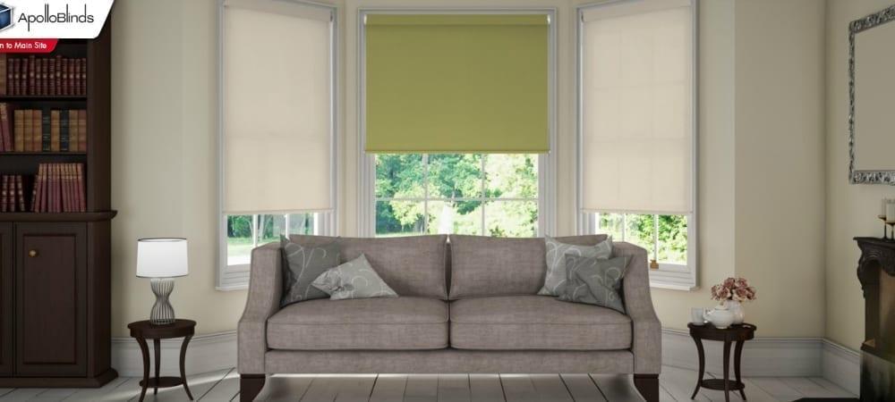 living room apollo blinds visualiser