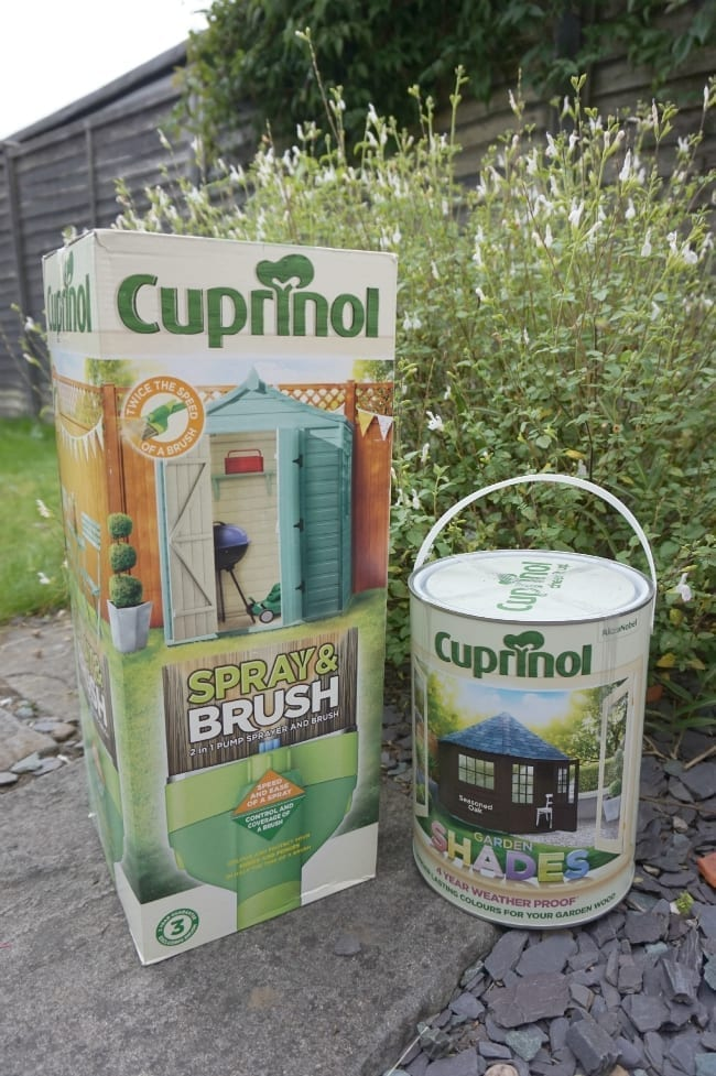 Scenic Review Cuprinol Brush And Paint Spray System For Fences And Sheds  With Marvelous Cuprinal Spray And Brush With Agreeable Hatton Garden Wedding Rings Also Haze Garden Centre In Addition Victorian Kitchen Garden Music And Retail Jobs In Welwyn Garden City As Well As Garden Hanging Lights Additionally Pink Garden Flowers From Lovechiclivingcouk With   Marvelous Review Cuprinol Brush And Paint Spray System For Fences And Sheds  With Agreeable Cuprinal Spray And Brush And Scenic Hatton Garden Wedding Rings Also Haze Garden Centre In Addition Victorian Kitchen Garden Music From Lovechiclivingcouk