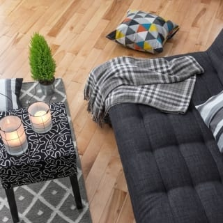 Cosy living room sofa