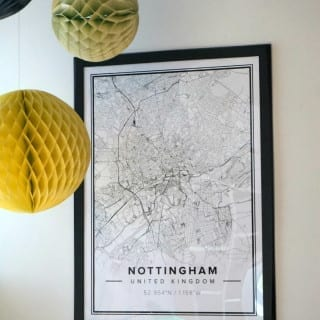 Mapiful: Personalised Map Posters