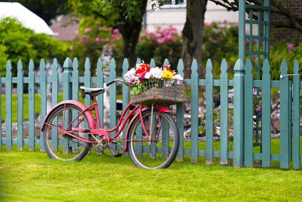 Garten puts fun bike billeder