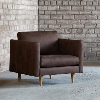 WIN a Tivoli Leather Armchair from Swoon Editions worth £479