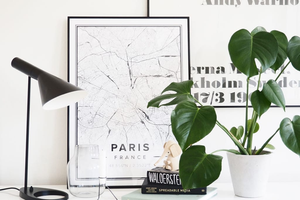 Mapiful personalised map posters love chic living for Living room zwolle