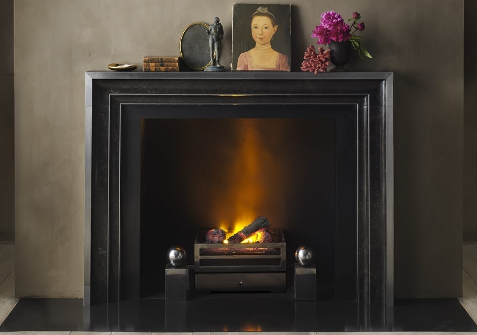 Griffin fireplace from Chesneys