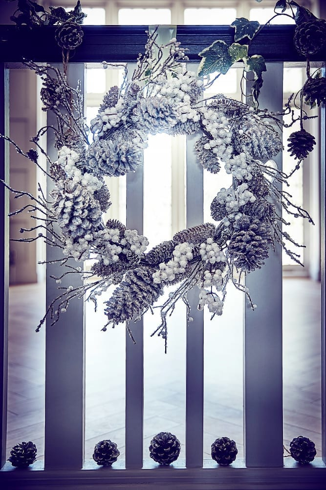 John Lewis Christmas 2015, Christmas trees, lights