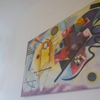 Wassily Kandinksy Reproduction Wall Art from 1st Art Gallery