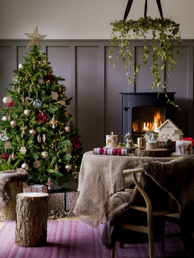 holiday decorating ideas decorations your way chic living 12490