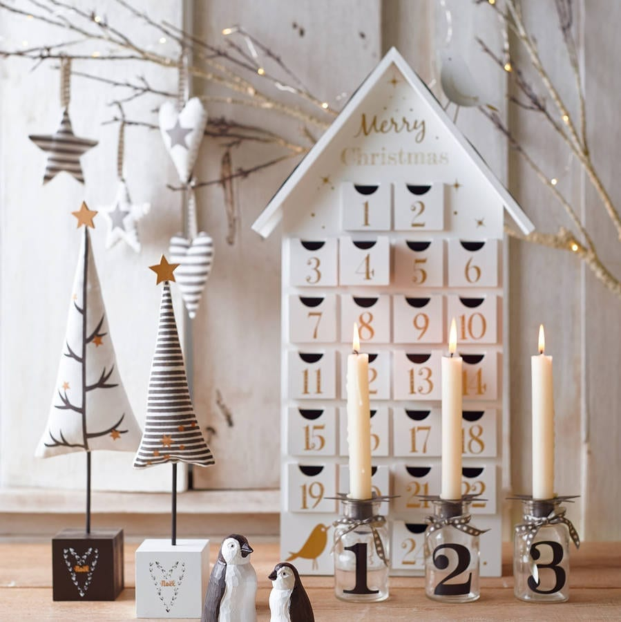 Original Advent Calendar Ideas : Advent calendar roundup stylechallenge love chic living