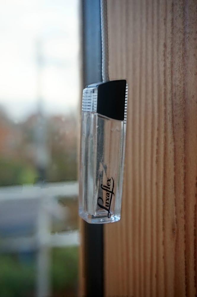 Luxaflex blind smartcord