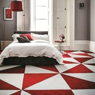 Alternative bedroom flooring