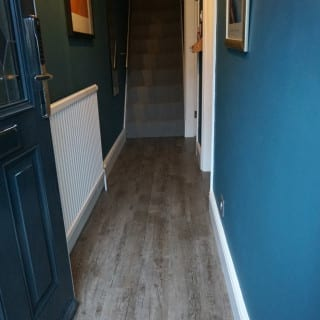 Review: Luxury Vinyl Flooring from Harvey Maria
