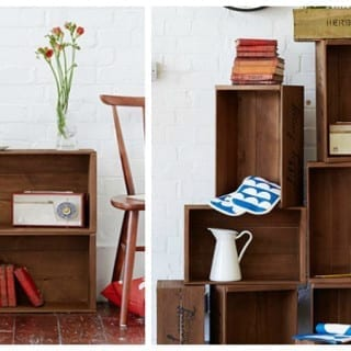 WIN a Walnut Marvin Crate from Lilly Loray worth £79