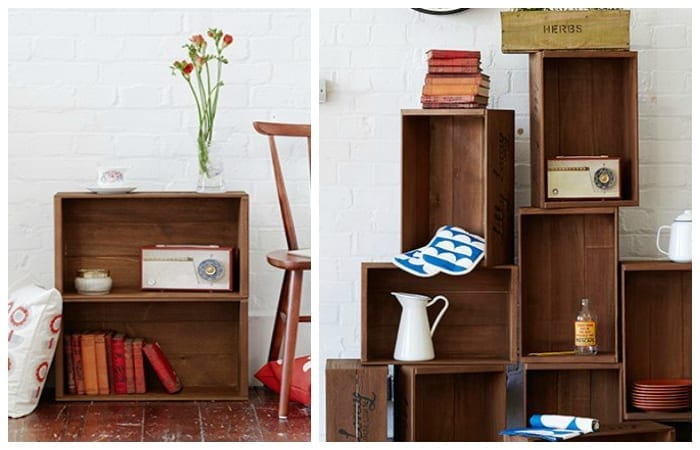 Lilly Loray crate storage