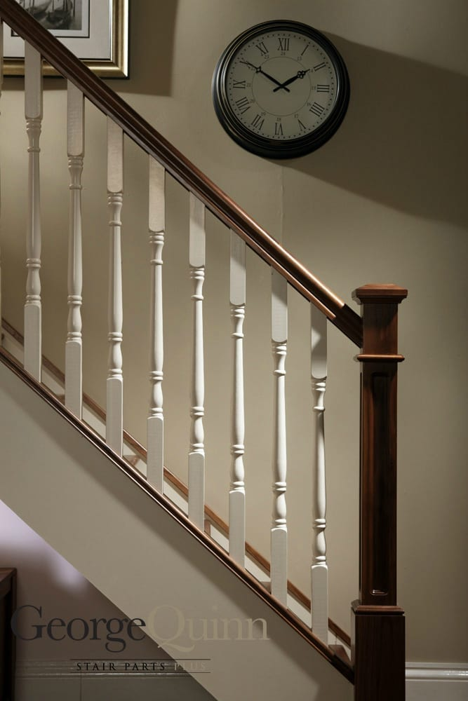 Traditional staircase design Achill collection