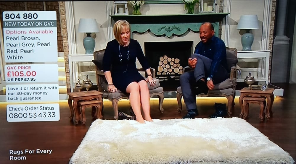 Flair Rugs QVC