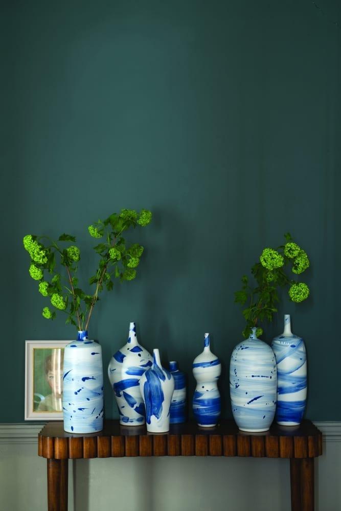 Inchyra blue new Farrow and ball shade
