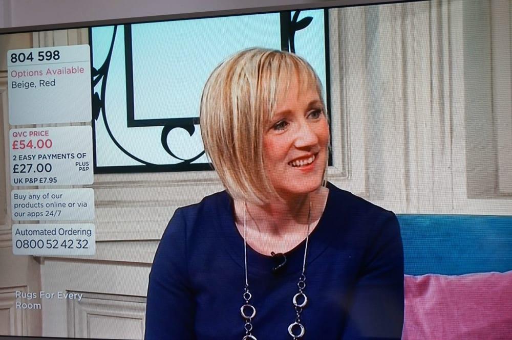 QVC Jen Stanbrook guest presenter