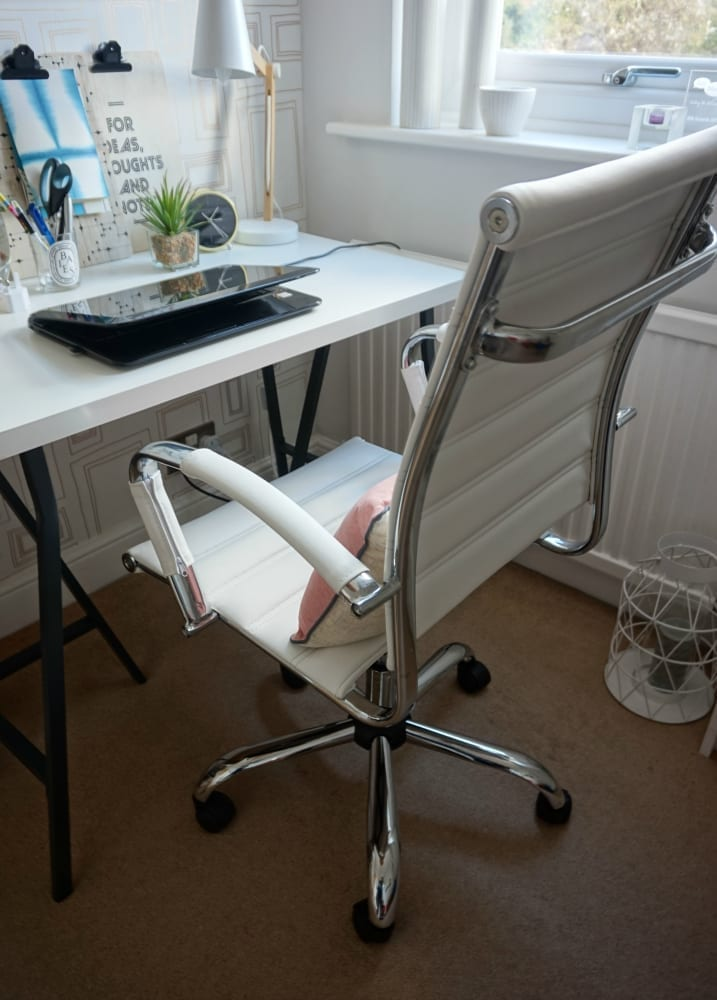 Strava office chair Lakeland Furniture