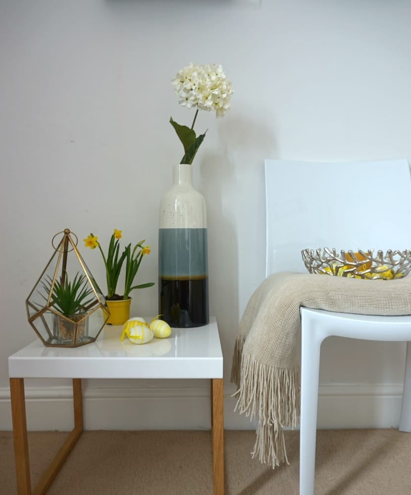 easter home decor styling love chic living