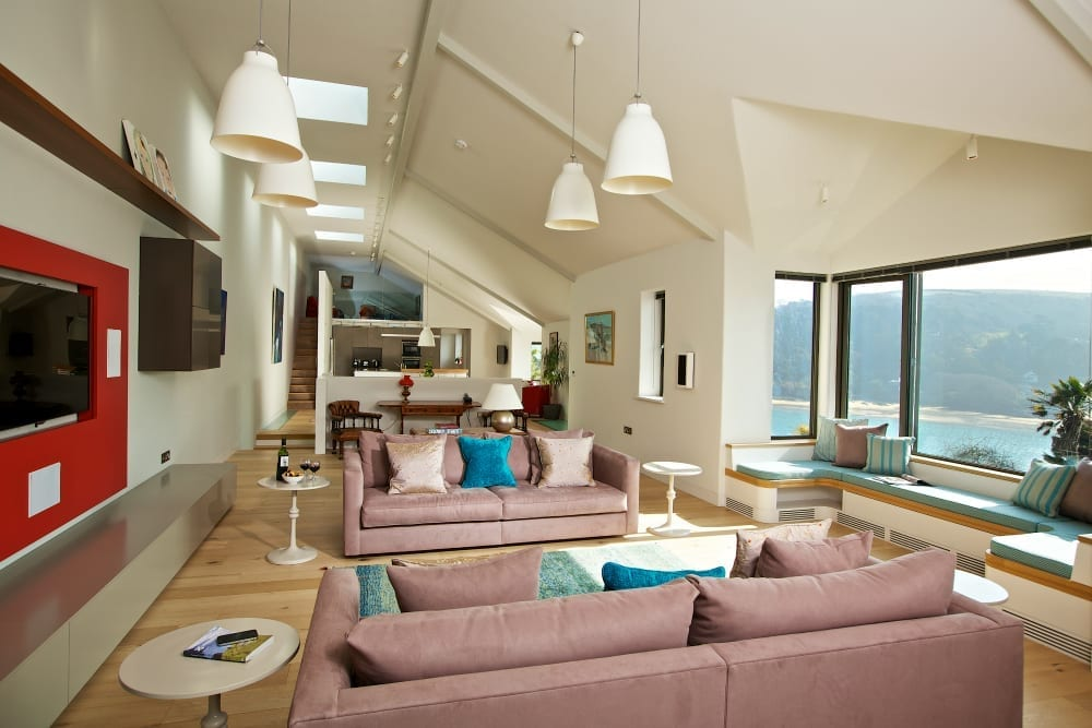 Woodwell living area
