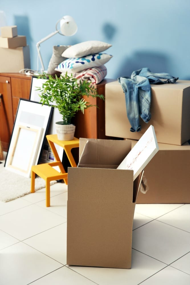 5 ways to make moving house easier