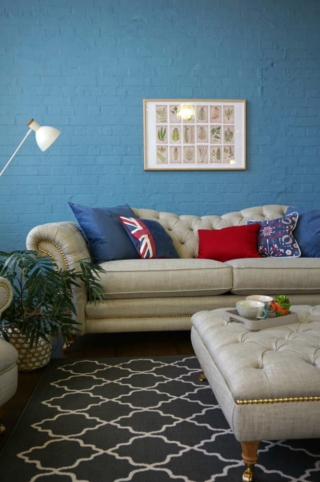 DFS Launches Limited Edition Britannia Collection With TeamGB Love Chic Living