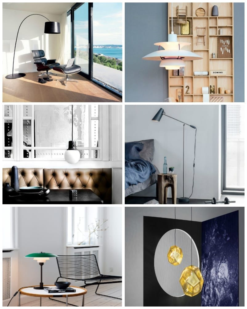 Lighting trends for the home