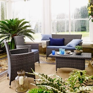 WIN £100 John Lewis Vouchers with Conservatory Decor Tips