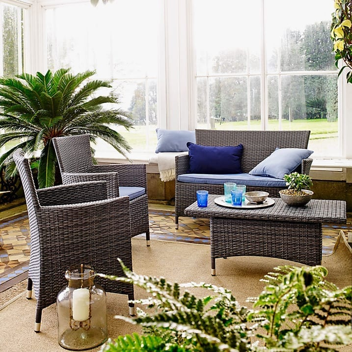 Win 100 john lewis vouchers with conservatory decor tips for Living room ideas john lewis