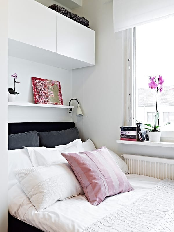 Wall Colour Inspiration: 10 Easy Ways To Decorate A Small Bedroom On A Budget