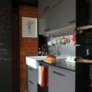 7 Clever design ideas fora small kitchen