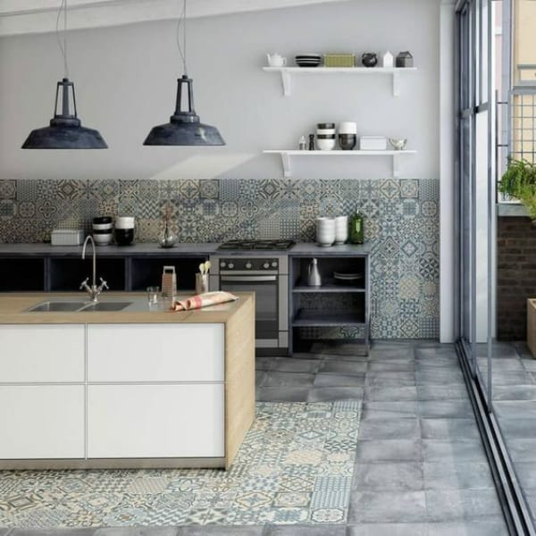 Floor tiles have come a long way and can now be found in many different styles and designs to suit our homes. Heritage floor tiles are very popular, easy to clean and very durable. Click through for more ideas on using beautiful floor tiles in your home.