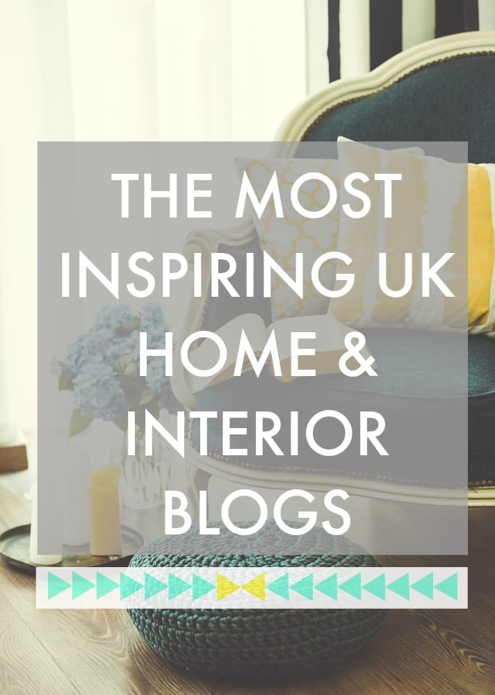 Are you looking for some home, decor and interior inspiration? If so, look no further. I've put together a list of my most favourite and well loved UK home blogs focusing on design, lifestyle, vintage, contemporary, scandi and all white homes. There's something here for everyone so click through and see which is your favourite.