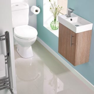 Big Ideas for Small Cloakrooms