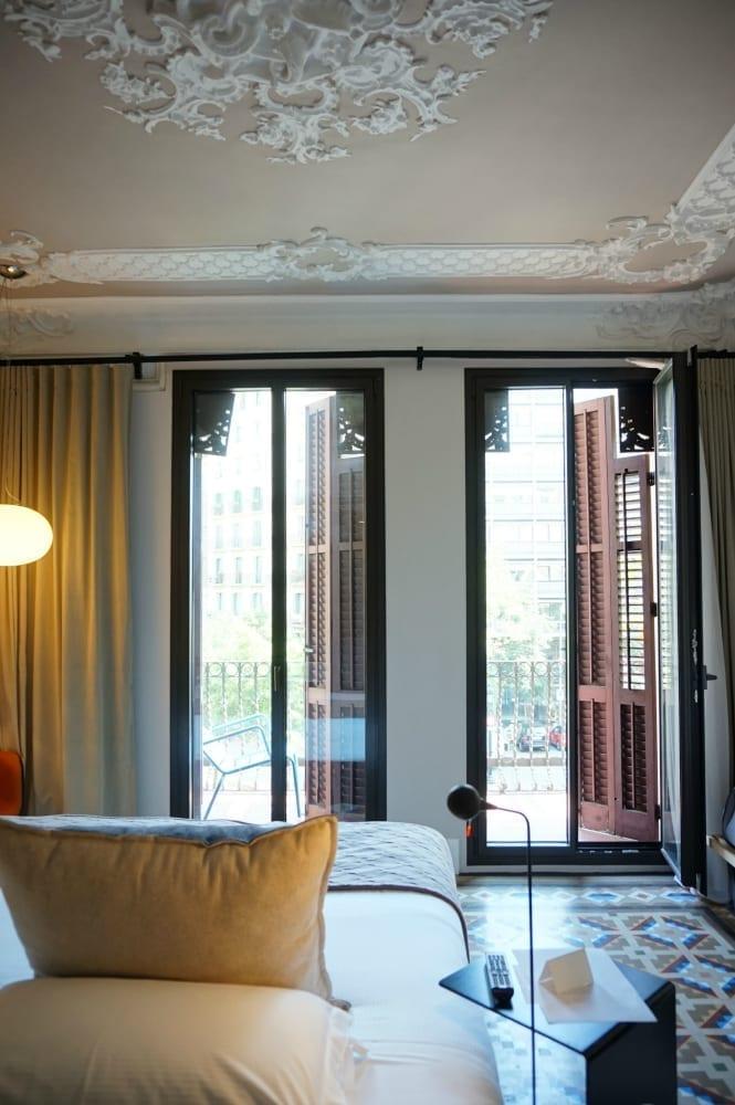 Alexandra room