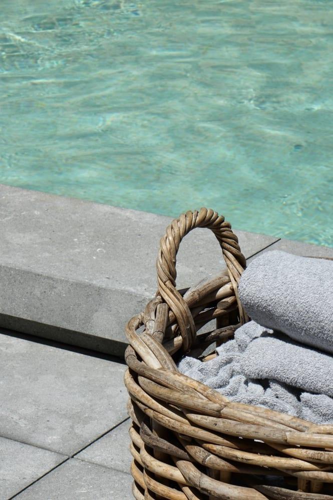 Hotel Alexandra pool close up