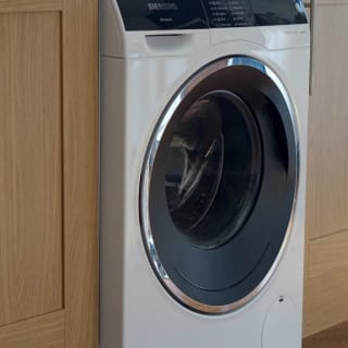 Siemens AvantGarde iSensoric Washing Machine Review: First Impressions
